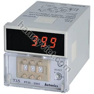 Bộ điều khiển nhiệt độ digital Autonics T3S