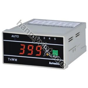 Bộ điều khiển nhiệt độ Digital Autonics T4WM