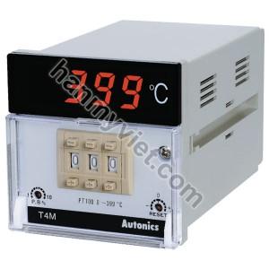 Bộ điều khiển nhiệt độ digital Autonics T4M