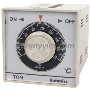 Bộ điều khiển nhiệt độ Analog TOM