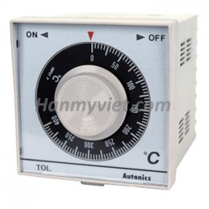 Bộ điều khiển nhiệt độ Analog TOL
