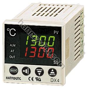 Bộ điều khiển nhiệt độ PID Hanyoung DX4