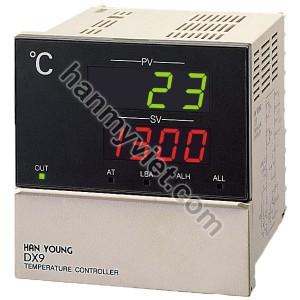 Bộ điều khiển nhiệt độ DX9 PID Hanyoung