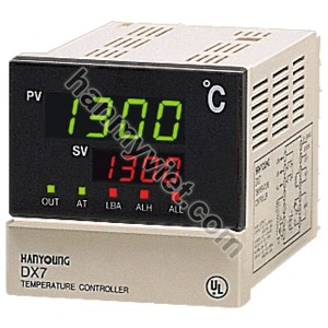 Bộ điều khiển nhiệt độ PID Hanyoung DX7