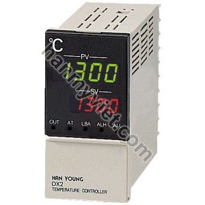 Bộ điều khiển nhiệt độ PID Hanyoung DX2