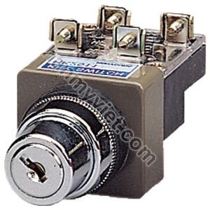 Công tắc chìa khóa Hanyoung CR-2511/CR-3011