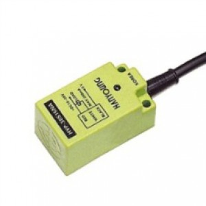 Cảm biến điện từ DC 3 dây vuông Hanyoung UP-18S5PA