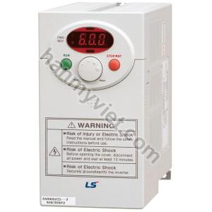 Biến tần LS 1,5KW(2HP) SV015iC5-1