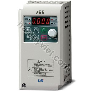 Biến tần LS 0,4KW(1/2HP) SV004iE5-1