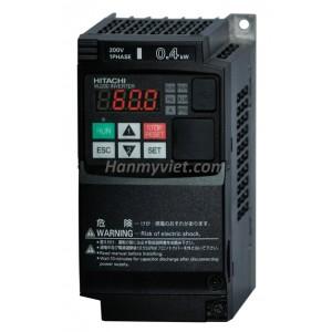 Biến tần Hitachi WJ200-004HFC(0.4kW-0.5Hp)
