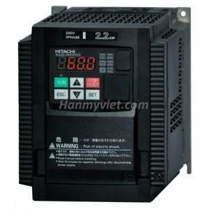 Biến tần Hitachi WJ200-022HFC(2.2kW-3Hp)