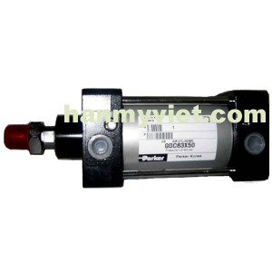Xy lanh khí Parker GDC-N125*200
