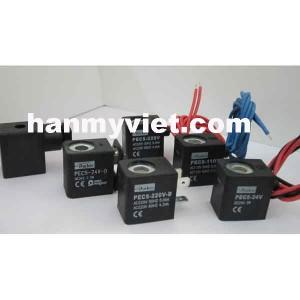 Cuộn hút Parker loại DIN dùng cho van PHS, PEC5-D