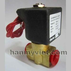 Van solenoid Parker 2/2 ren 17mm 121KBR3QVWVI-1K-9P