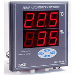 Điều khiển nhiệt độ và đổ ẩm FOX-301JR1(Mã cũ FOX-301JB)