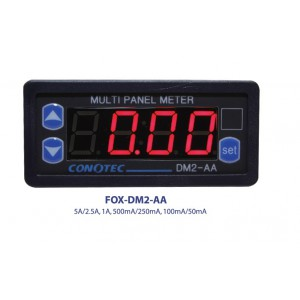 Đồng hồ đo đếm FOX-DM2-AV
