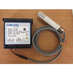 Đồng hồ hiển thị nhiệt độ và độ ẩm FOX-CNT-2SH