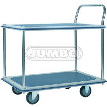 Xe đẩy hàng sàn nhựa Jumbo HB-220S