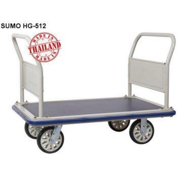 Xe đẩy hàng 1 tầng 2 tay đẩy SUMO HG-512