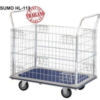 Xe đẩy hàng 1 tầng có lưới bảo vệ SUMO HL-113