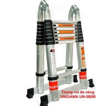 Thang rút đôi chữ A 5.6m UNIGAWA UN-560M