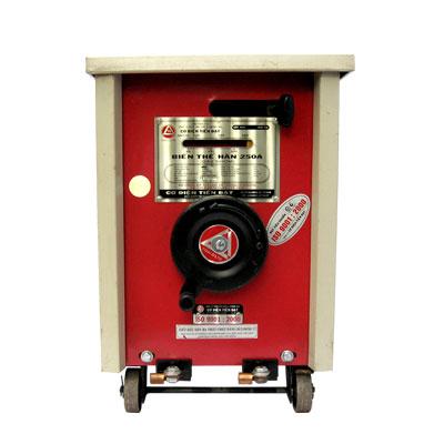Máy biến thế hàn Tiến Đạt TĐ-250N (Dây nhôm - Điện 220V)