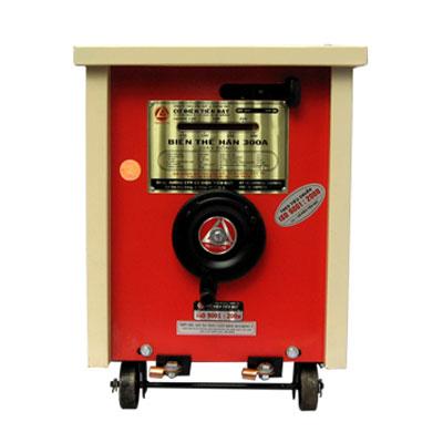 Máy biến thế hàn Tiến Đạt TĐ-300N (Dây nhôm - Điện 220V)