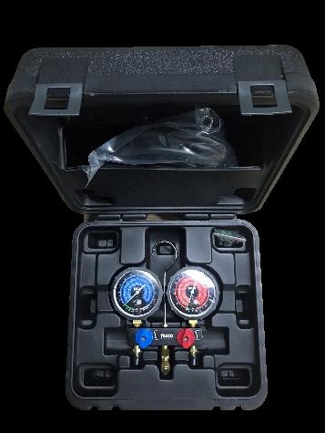 Đồng hồ nạp gas R32 Tasco TB145BV