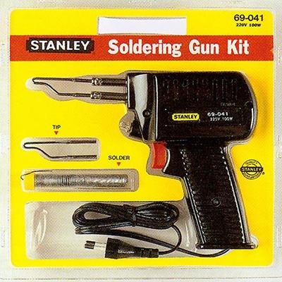100W Súng hàn thiếc đầu dẹp Stanley 69-041C