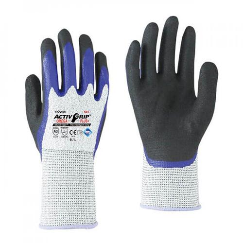 Găng tay đa dụng, chống dầu, chống cắt Towa 541
