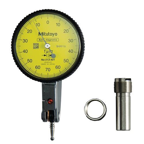 Đồng hồ so chân gập Mitutoyo 513-401-10E (0-14mm)