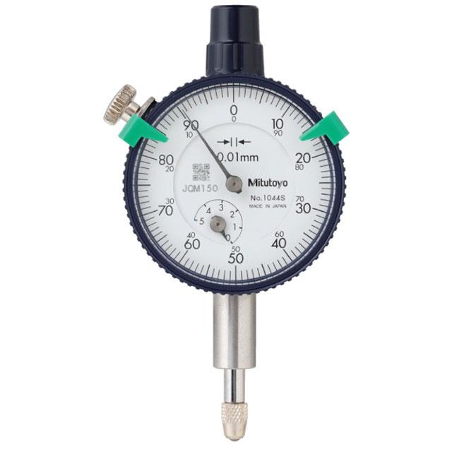 Đồng hồ so cơ hệ mét Mitutoyo 1045S (0-5mm/0.01mm)