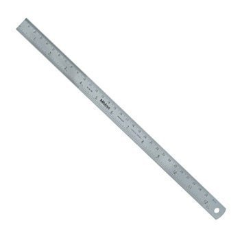 Thước lá Mitutoyo 182-305 (0-300mm)