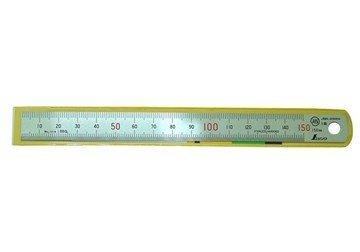 150mm Thước lá Shinwa 14001