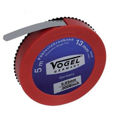 Thước cuộn lá thép đo khe hở 0.02mm 455002