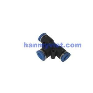 Nối ống T Sang-A phi 6 PUT0600