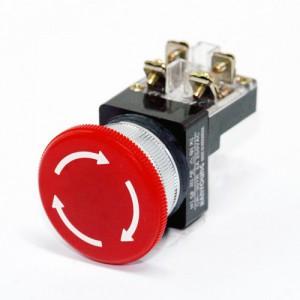 Nút nhấn khẩn Idec YW1B-V4E01R