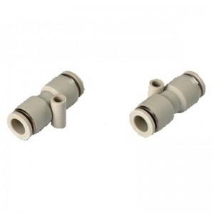 Khớp nối thẳng 2 đầu ống SQH10-00-W(hai đầu ống bằng nhau)