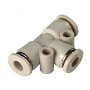 Co nối chữ T, 3 đầu ống SQT10-00