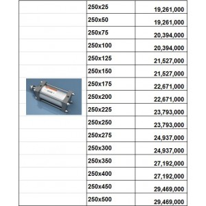 Xylanh TPC dòng ALBN bore size 250