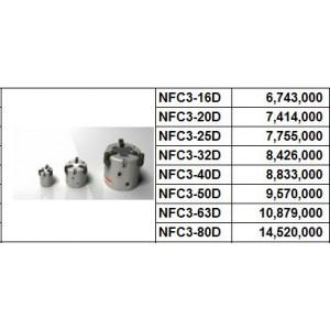 Xy lanh TPC kẹp 3 chấu NFC3