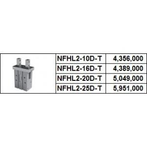Xy lanh TPC kẹp 2 chấu song song hành trình dài NFHL2