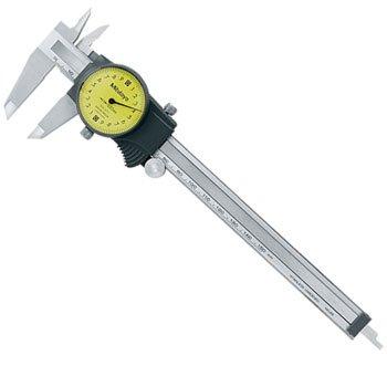 Thước cặp đồng hồ Mitutoyo 505-672 (200mm)