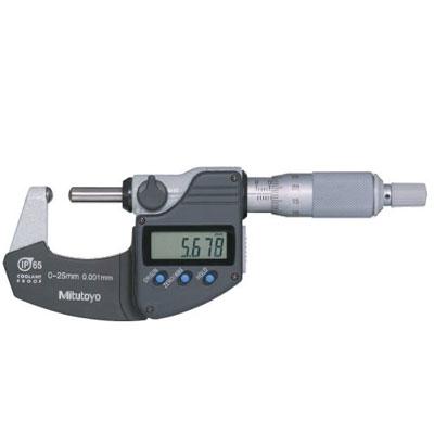 Panme đo ngoài điện tử Mitutoyo 395-271-30