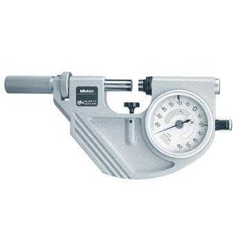 Panme đo ngoài đồng hồ Mitutoyo 523-121 (25mm)