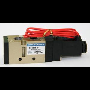 Van điện từ khí nén YPC 5 cửa 2 vị trí, 1 coil