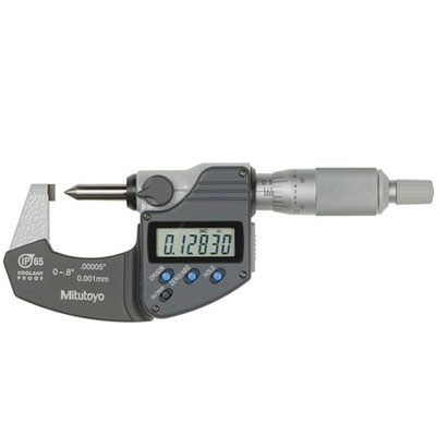 Panme điện tử đầu nhọn Mitutoyo 342-371-30 ( 0-20mm/0.8″/0.001)