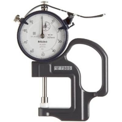 Đồng hồ đo độ dày vật liệu kiểu cơ Mitutoyo 7305