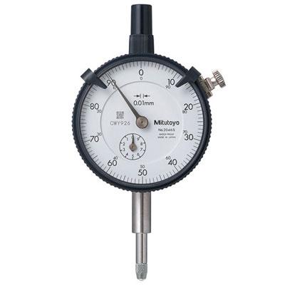 Đồng hồ so kiểu cơ Mitutoyo 2044S (0-5mm/ 0.01mm)