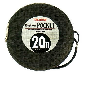 Thước dây bản thép Tajima EPK20MW